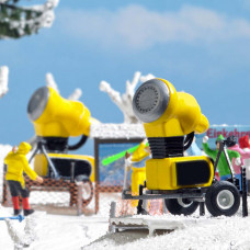 1169 - Snow Cannons 2/