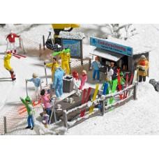 1170 - Ski Slope Party