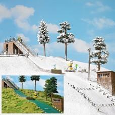 1180 - Ski Jumping Hill