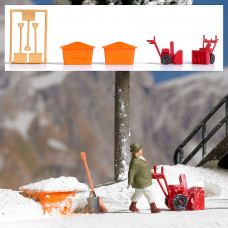 1181 - Winter Equipment