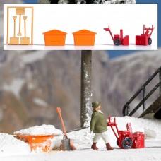 1181 - Winter Equipment