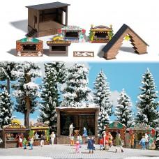 1183 - Christmas Market Set
