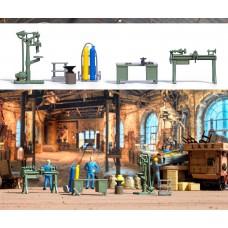 1185 - Workshop Equipment