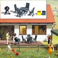 1190 - Garden Party Set