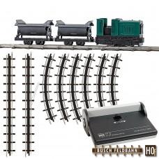12000 - Feldbahn Set w/2 Tippers