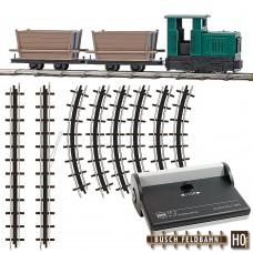 12001 - Feldbahn Set w/2 Wagons