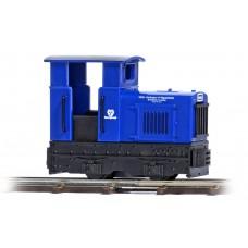 12112 - Diesel Loco Gmeinder blu
