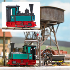 12141 - Steam Loco Frankfurt
