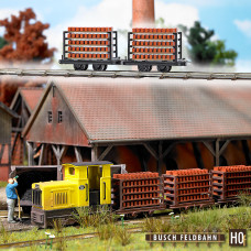 12203 - Brick Transport Wagon 2/