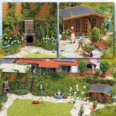 1226 - Flower Garden