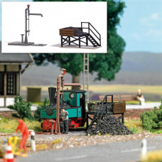 12378 - Sml Coaling/Water Station
