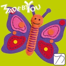 13037 - Purple Butterfly