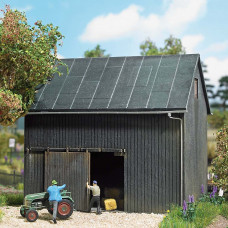 1401 - Wood Shed