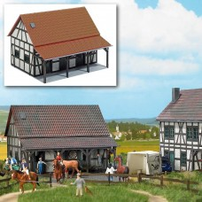 1403 - Horse Stable