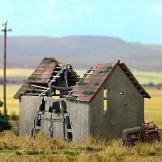 1405 - Dilapidated Barn