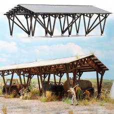 1418 - Farm Equipment Shelter