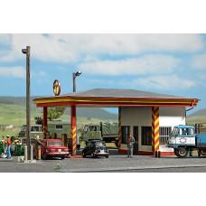 1419 - Classic Minol Gas Station