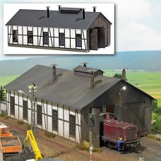 1423 - Locomotive Shed