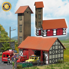 1452 - Fire Dept Equipment House