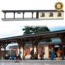 1467 - Train Platform w/Underpas