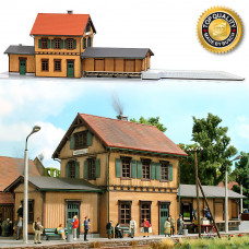 1468 - Historic Train Station