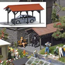 1481 - Carport w/Vehicle