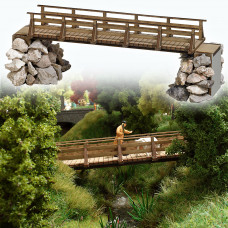 1497 - Wooden Bridge