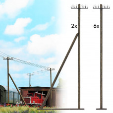 1499 - Telegraph Poles