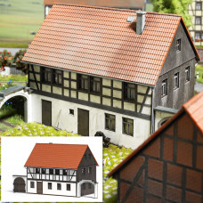 1505 - Half Timbered House