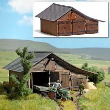 1508 - Wooden Barn