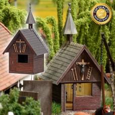 1509 - Farmyard Chapel