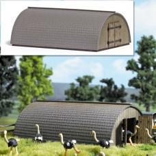 1513 - Round Roof Barn