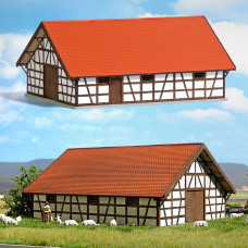 1519 - Sheep Shelter