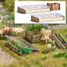 1523 - Wooden Hotbeds/Compost