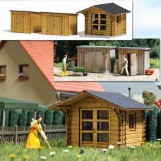 1529 - 3 Garden Sheds