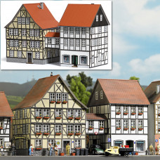 1538 - Half Timbered Houses/Brdg