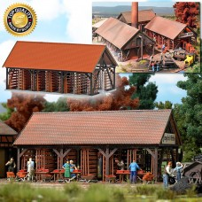 1551 - Brickyard Drying Shelter