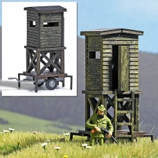 1565 - Raised Hide on Wheels