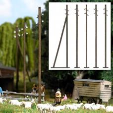 1569 - Wood Trnsmssn Line Poles