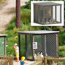 1582 - Small Animal Cage