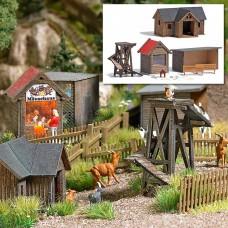 1587 - Petting Zoo