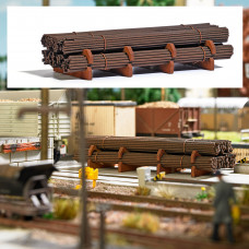1687 - Rusted Steel Bundle Load