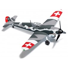25017 - Plane Bf 109 G6 Schweiz