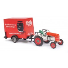 40063 - Tractor w/Trailer Fruh