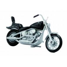40151 - US Motorcycle black