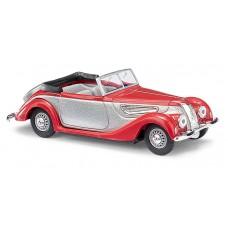 40282 - EMW 327 Cabrio red