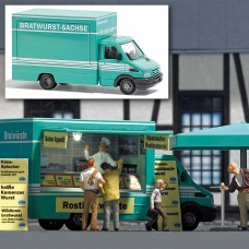 5422 - Sausage Sales Truck