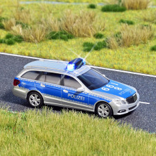 5626 - MB E-Class Police w/Lghts