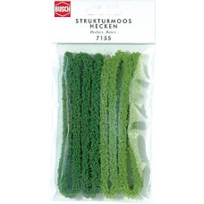 7155 - Moss Hedges 100cm x 10mm