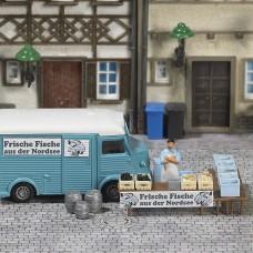 7708 - Fish Market Stand Kit